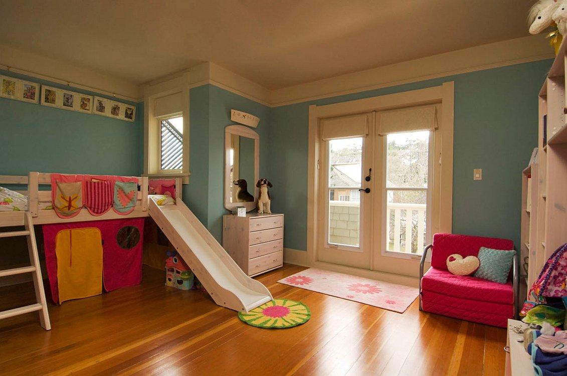heritage bedroom reno