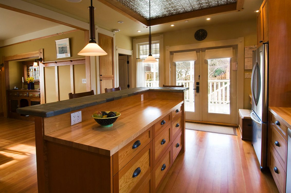 heritage eco friendly renovation kitchen
