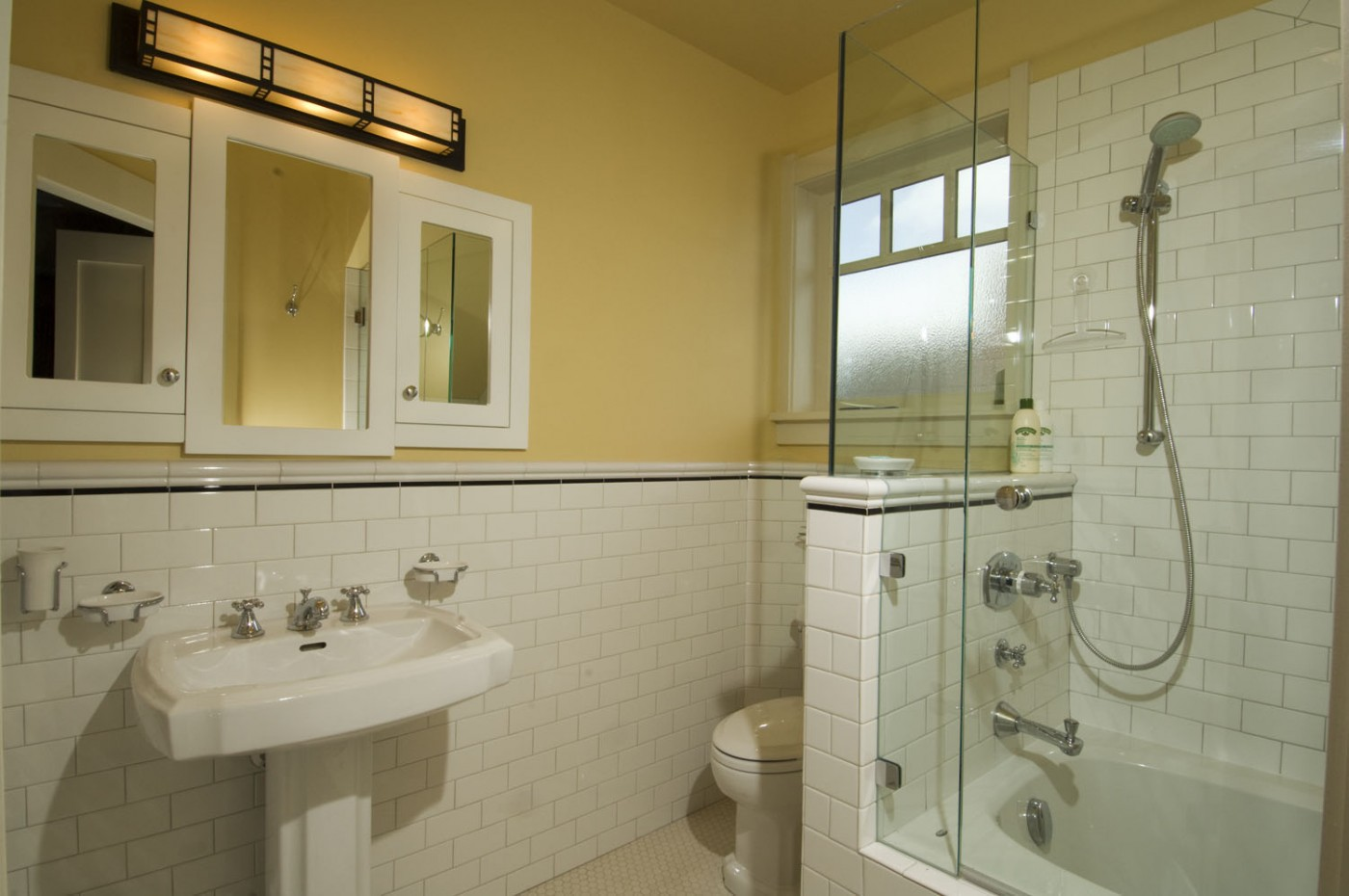Bathroom Tile Ideas Craftsman Style : Bathrooms david coulson design