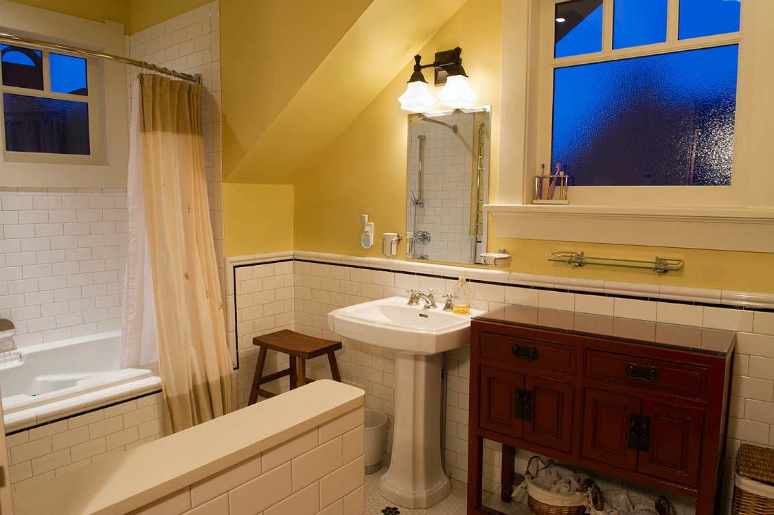 bathroom environmentally responsible renovation