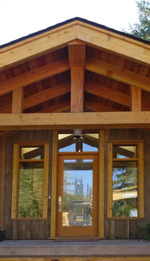 timber frame design david coulson