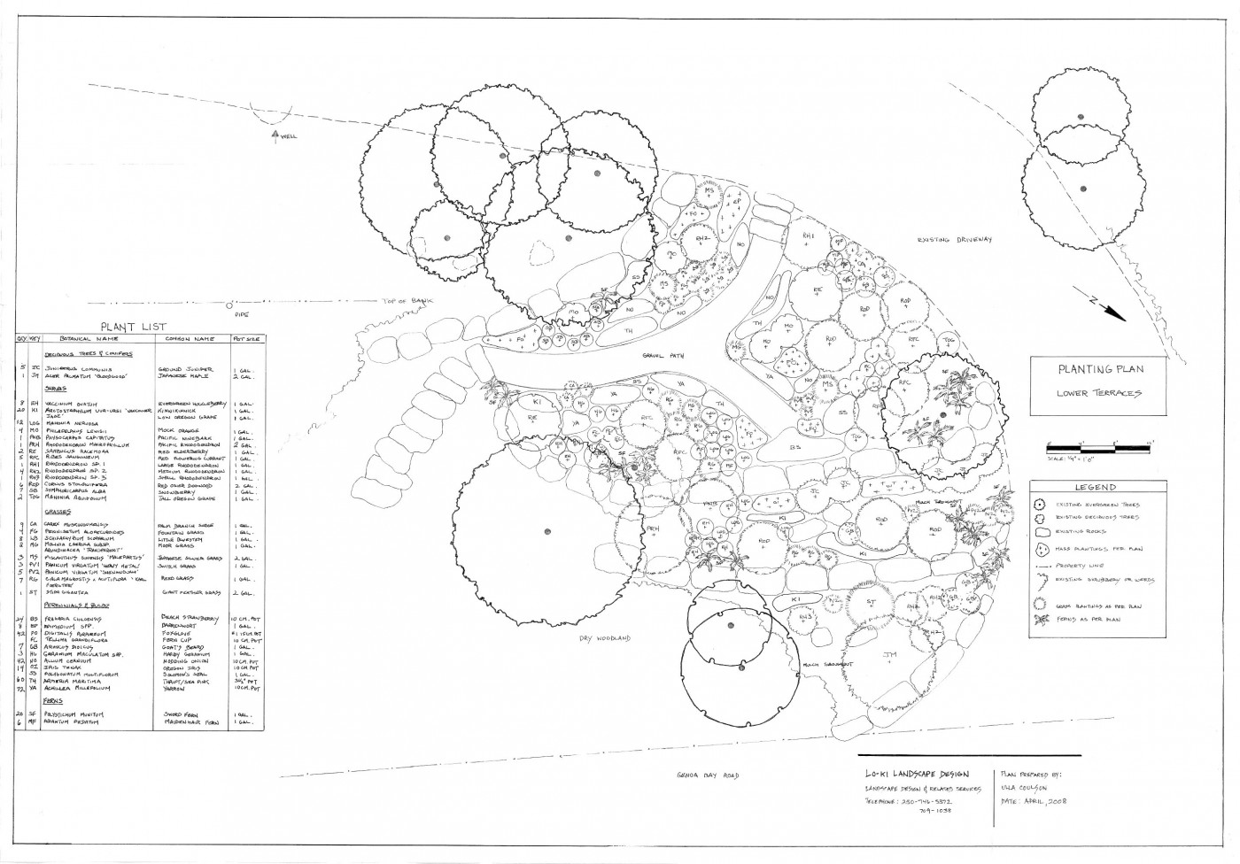 cowichan valley landscape design