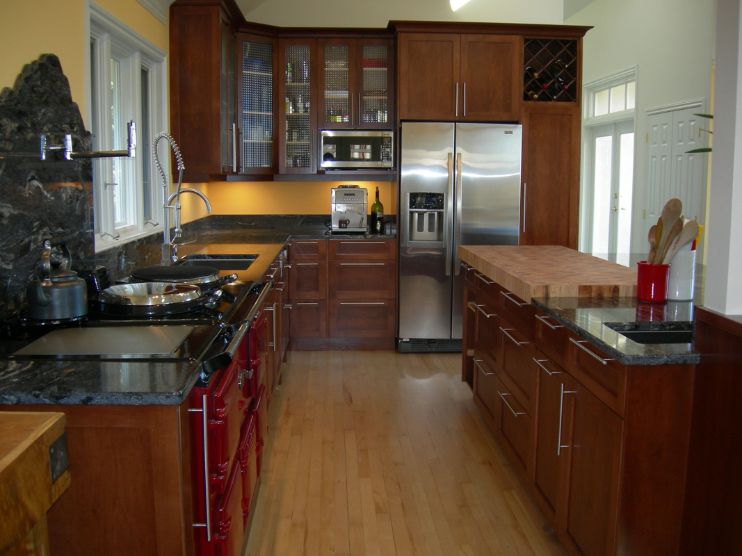 kitchen - Brown 2
