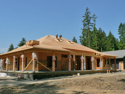 new home building vancouver island