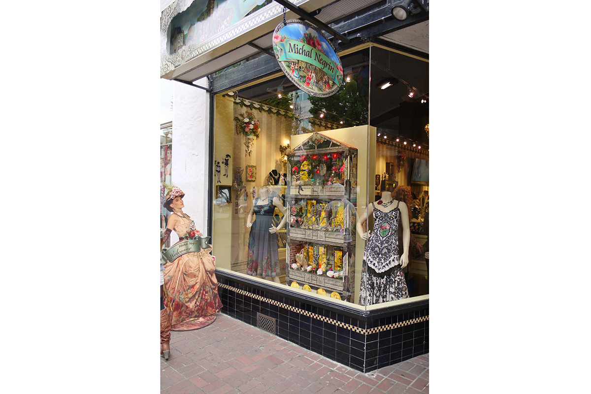 storefront design david coulson
