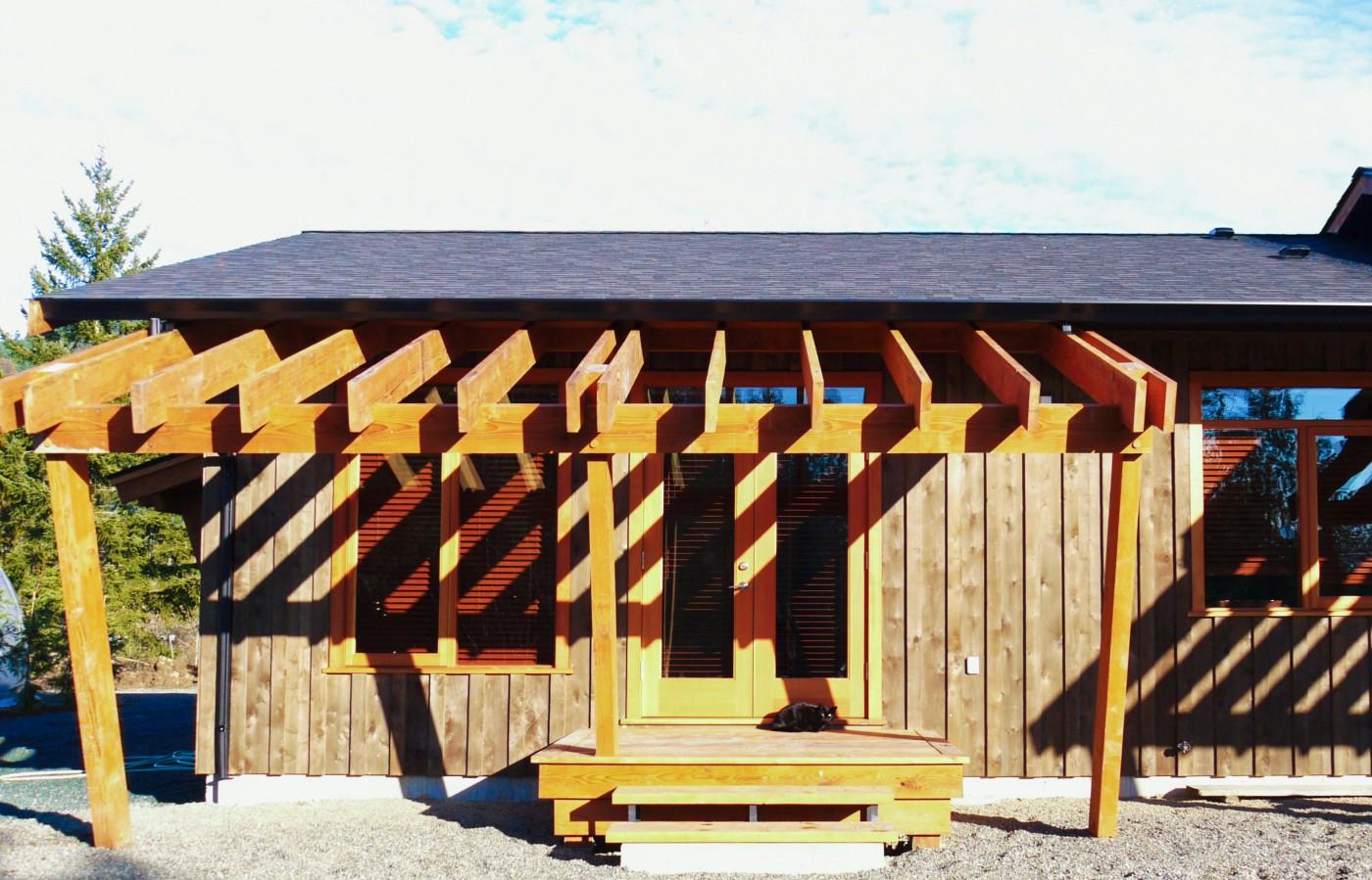 westcoast style exterior