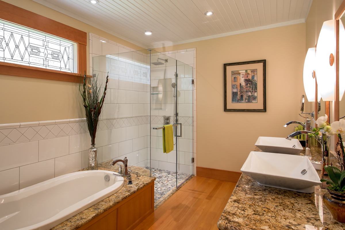 ensuite 2 - Riverside Heritage Renovation