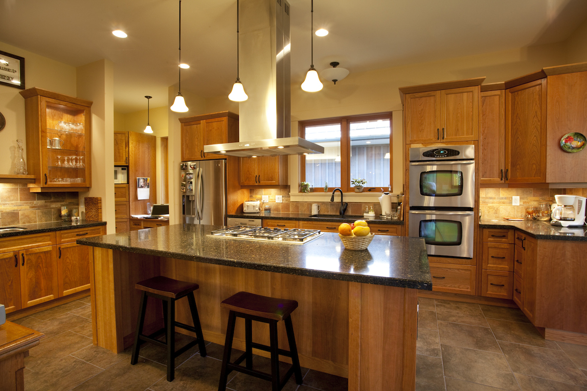 kitchen - North Cowichan Custom