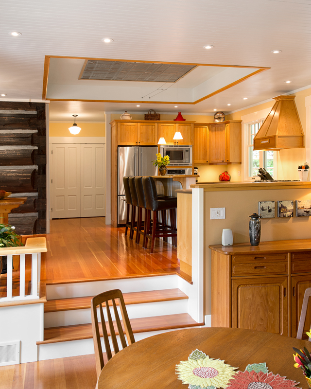 kitchen:dining - Riverside Heritage Renovation