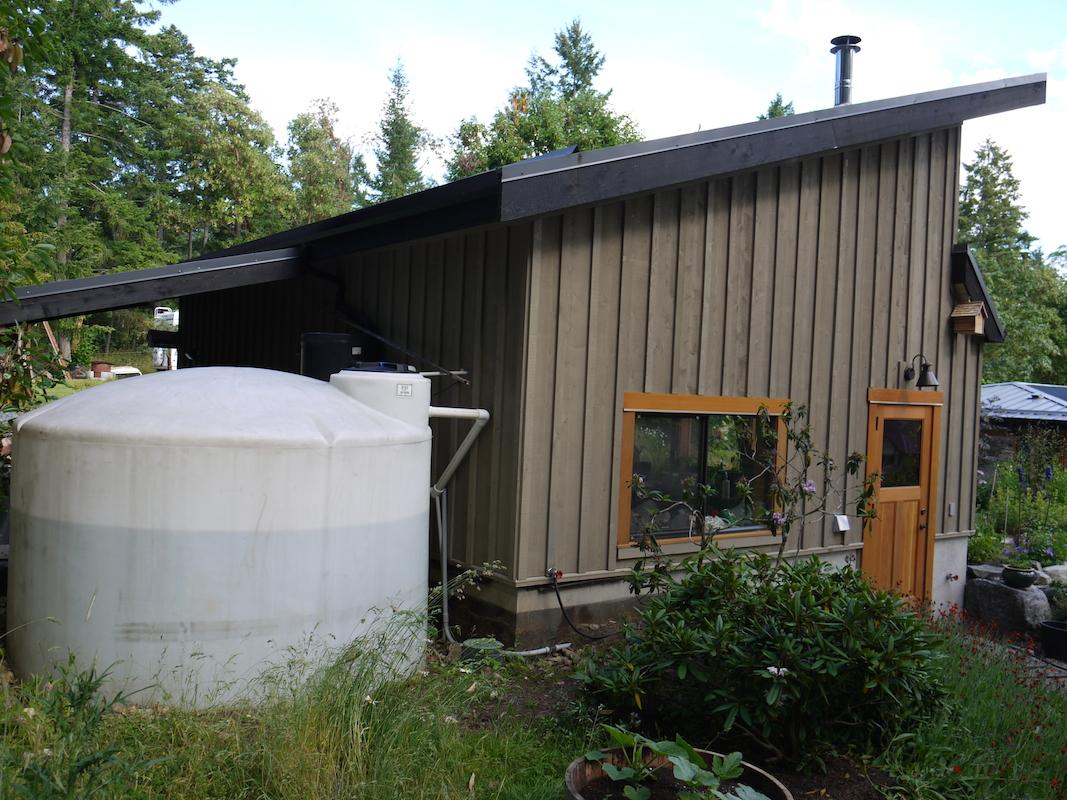 water tank - Trottier