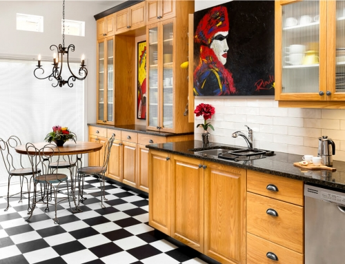 Bold & Timeless Renovation