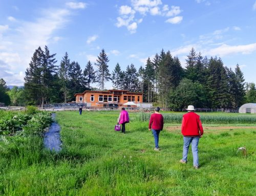 Community Collaboration Gets it Done – the Glenora Farm Project