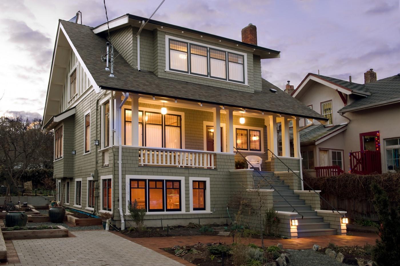 Green Heritage Renovation David Coulson Design